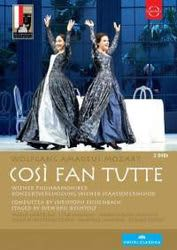 Photo No.1 of Mozart: Così fan tutte (DVD)