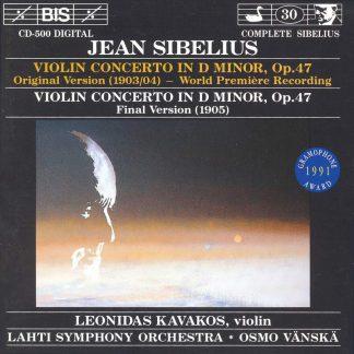 Photo No.1 of Sibelius - Violin Concerto