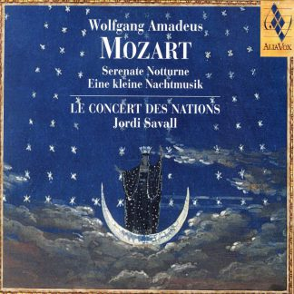 Photo No.1 of Mozart: Serenades, Notturno in D major & Ein musikalischer Spass