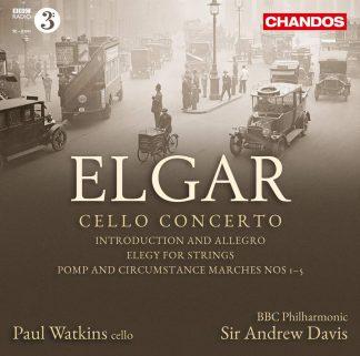 Photo No.1 of Edward Elgar: Cello Concerto