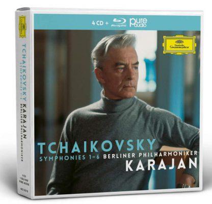 Photo No.1 of Tchaikovsky: Symphonies Nos. 1-6