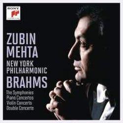 Photo No.1 of Brahms: The Symphonies, Piano Concertos, Violin Concerto & Double Concerto