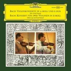 Photo No.1 of JS Bach: Violin Concertos Nos. 1 & 2 (LP)