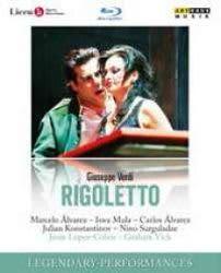 Photo No.1 of Verdi: Rigoletto(DVD)