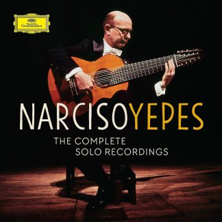 Photo No.1 of Narciso Yepes: The Complete Solo Recordings on DG