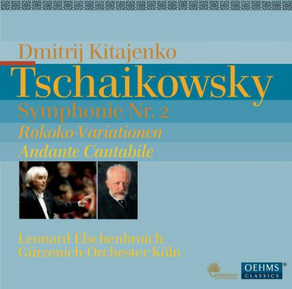 Photo No.1 of Tchaikovsky: 'Little Russian' Symphony & Rococo Variations