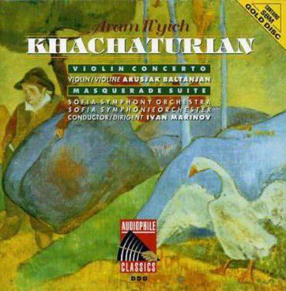 Photo No.1 of Khachaturian: Violin Concerto