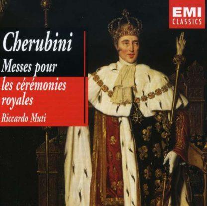 Photo No.1 of Luigi Cherubini: Masses for Royal Ceremonies