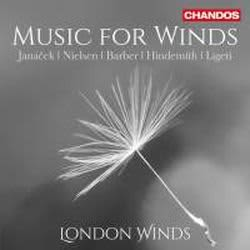 Photo No.1 of Twentieth-century Music for Winds