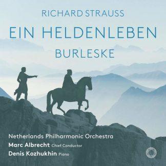 Photo No.1 of Richard Strauss: Ein Heldenleben & Burleske
