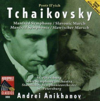 Photo No.1 of Tchaikovsky: manfred Symphony