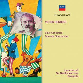 Photo No.1 of Herbert: Cello Concertos; Operetta Spectacular