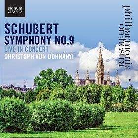 Photo No.1 of Schubert: Symphony No. 9 in C major, D944 'The Great'