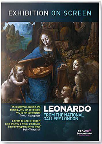 Photo No.1 of Leonardo: From the National Gallery, London
