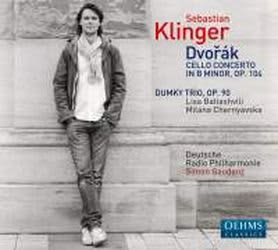Photo No.1 of Sebastian Klinger plays Dvorak