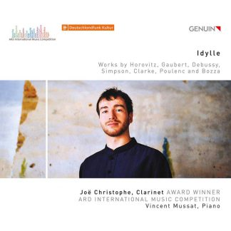 Photo No.1 of Idylle - Works by Horovitz, Gaubert, Debussy, Simpson, Clarke, Poulenc and Bozza