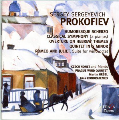Photo No.1 of Prokofiev: Humoresque Scherzo / Classical Symphony