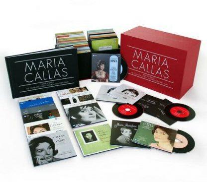 Photo No.1 of Maria Callas Remastered: The Complete Studio Recordings (1949-1969)
