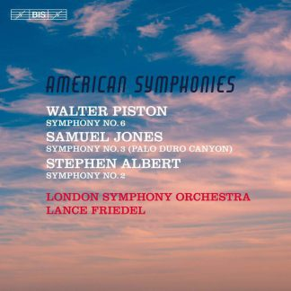 Photo No.1 of American Symphonies