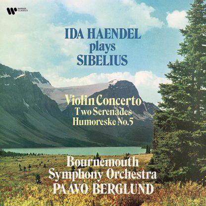 Photo No.1 of Jean Sibelius: Violin Concerto, Serenades & Humoreske - Vinyl Edition (180g)
