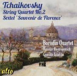 Photo No.1 of Tchaikovsky: String Quartet No. 2 & Souvenir de Florence