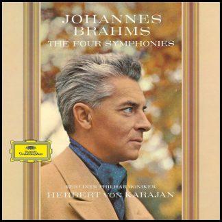 Photo No.1 of Brahms: The Four Symphonies - Vinyl Edition