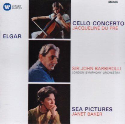 Photo No.1 of Elgar: Cello Concerto, Sea Pictures