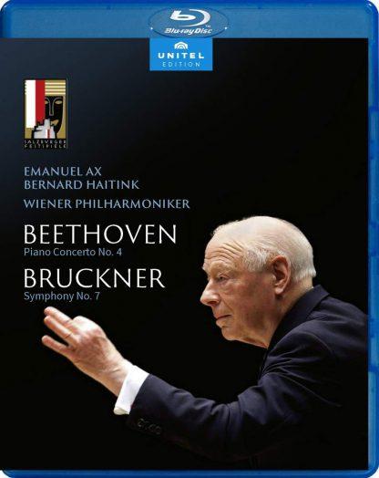 Photo No.1 of Bernard Haitink-Beethoven: Piano Concerto No. 4 & Bruckner: Symphony No. 7