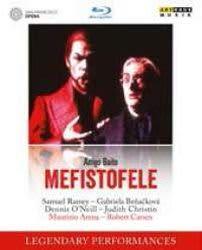 Photo No.1 of Boito: Mefistofele (DVD)