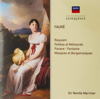 Photo No.1 of Faure: Requiem & Orchestral Works
