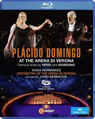 Photo No.1 of Placido Domingo at the Arena di Verona
