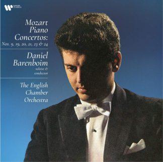 Photo No.1 of Wolfgang Amadeus Mozart: Piano Concertos Nos. 9, 19, 20, 21, 23 & 24 (Vinyl Edition 180g)
