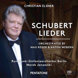 Photo No.1 of Schubert Lieder, orchestrated by Reger & Webern