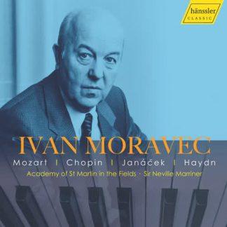 Photo No.1 of Ivan Moravec plays Mozart, Haydn, Janacek & Chopin
