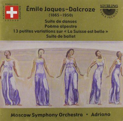Photo No.1 of Emile Jaques-Dalcroze: Orchestral Works Vol. 1