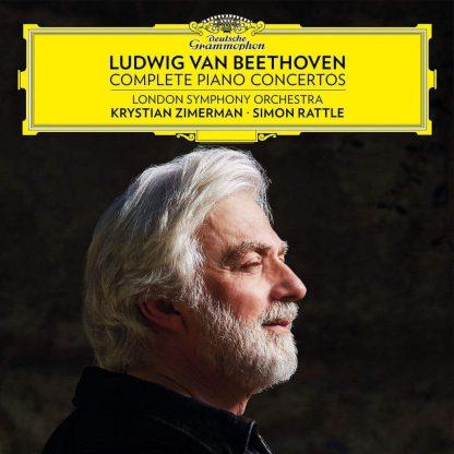 Photo No.1 of Beethoven: Complete Piano Concertos (Vinyl Box 180g)