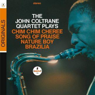 Photo No.1 of John Coltrane: The John Coltrane Quartet Plays