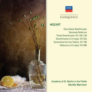 Photo No.1 of Mozart: Serenades & Divertimenti