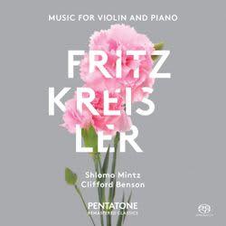Photo No.1 of Kreisler: Music for Violin and Piano