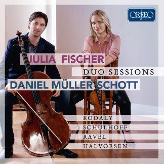 Photo No.1 of Duo Sessions: Julia Fischer & Daniel Müller-Schott