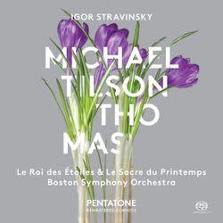 Photo No.1 of Igor Stravinsky - Le Roi des Étoiles & Le Sacre du Printemps