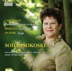 Photo No.1 of Isokoski sings Chausson, Berlioz & Duparc
