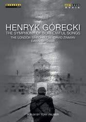 Photo No.1 of Henryk Górecki: The Symphony of Sorrowful Songs (DVD)