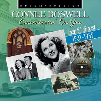 Photo No.1 of Connee Boswell: Concentration' On You - Her 51 Finest 1931-1959