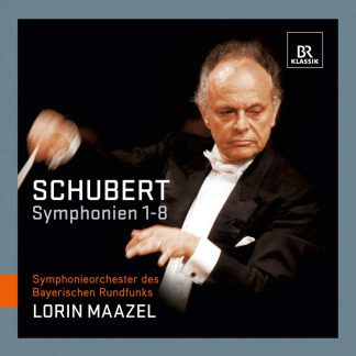 Photo No.1 of Franz Schubert: Symphonies Nos 1-8 (Complete Cycle)