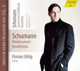 Photo No.1 of Schumann: Complete Piano Works Volume 9