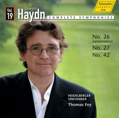 Photo No.1 of Haydn - Complete Symphonies Vol. 19