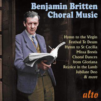 Photo No.1 of Benjamin Britten: Choral Music