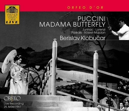 Photo No.1 of Puccini: Madama Butterfly