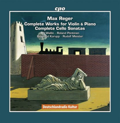 Photo No.1 of Reger: The Complete Works for Violin and Piano & The Complete Cello Sonatas